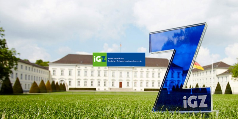 Equal values at MCG and iGZ Association of German Temporary Employment Agencies